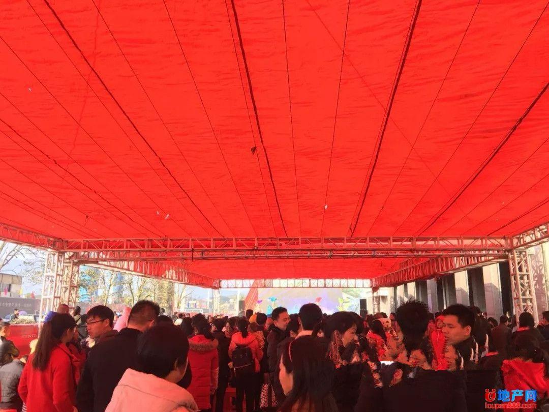 紫金中央城:红动峡江,引爆全城